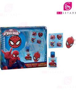 ست پسرانهادوتویلت و جاسوئیچی و فریزبی Spiderman
