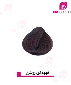 رنگ موی قهوه ای روشن 5N دیلنزو