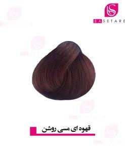 رنگ موی قهوه ای مسی روشن 5R دیلنزو