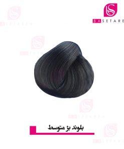 رنگ موی بلوند بژ متوسط 7B دیلنزو