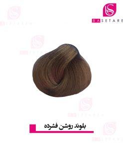 رنگ موی بلوند روشن فشرده 8NI دیلنزو