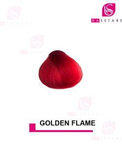 رنگ مو فانتزی GOLDEN FLAME استار گیزر