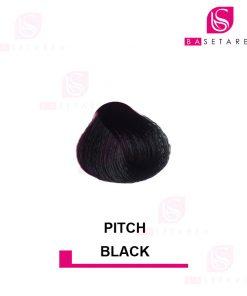 رنگ مو فانتزی PITCH BLACK استار گیزر