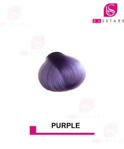 رنگ مو فانتزی PURPLE استار گیزر