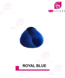 رنگ مو فانتزی ROYAL BLUE استار گیزر