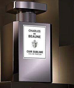 ادوپرفیوم زنانه و مردانه چارلز د بن مدل Cuir Sublime