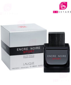 ادوتویلت مردانه لالیک مدل Encre Noire Sport
