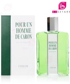 ادوتویلت مردانه کارون مدل Pour Un Homme de Caron