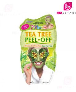 ماسک لایهبردار سون هون حاوی عصاره درخت چای