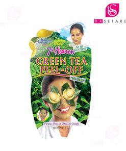 ماسک لایهبردار سون هون حاوی عصاره چای سبز