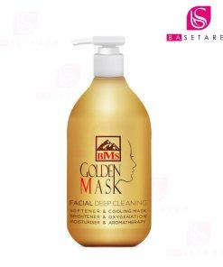 ماسک صورت بی ام اس مدل Golden