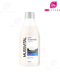 شامپو موسویتال شیر مناسب موهای خشک