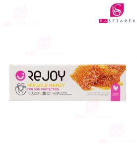 خمیر دندان عسل ریجوی