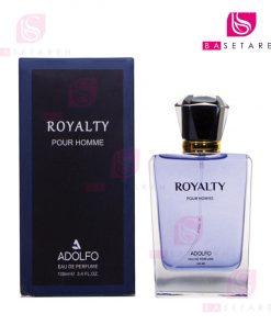 ادوپرفیوم مردانه آدولفو مدل Royalty