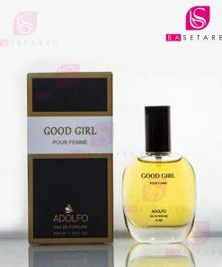 ادوپرفیوم زنانه جیبی آدولفو مدل Good Girl