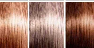 چگونه رنگ مو ترکیب کنیم