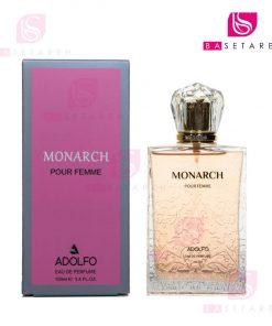 ادوپرفیوم زنانه آدولفو مدل Monarch