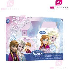 ست دخترانهادوتویلت و شاور ژل Frozen
