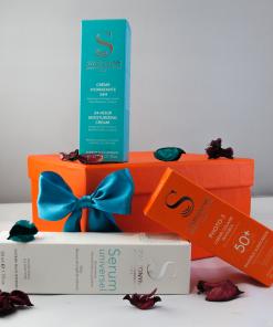پک کادویی محصولات مراقبت از پوست سین بیونیم ویژه خانمها
