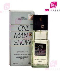 ادوتویلت مردانه ژاک بوگارت مدل One Man Show