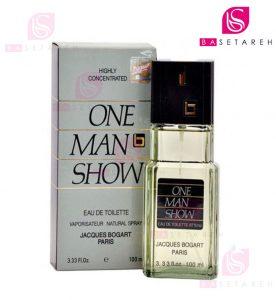 ادوتویلت مردانه ژاک بوگارت مدل One Man Show حجم ۱۰۰ میلی لیتر