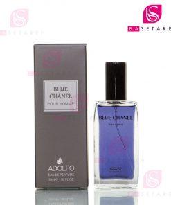 ادوپرفیوم مردانه جیبی آدولفو مدل Blue chanel