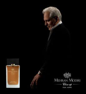 ادوپرفیوم مردانه مهران مدیری مدل Close Up حجم ۱۰۰ میلی لیتر