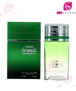 ادوتویلت مردانه فرانک اولیویه مدل Green Franck