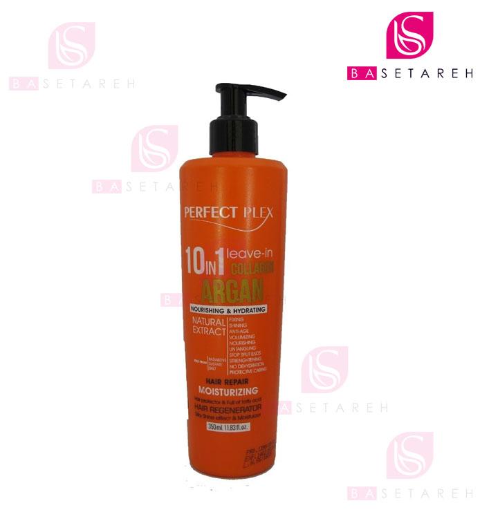 ماسک مو 10in1 پرفکت پلکس فاقد سولفات مناسب موهای خشک و آسیبدیده