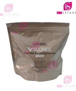 پودر دکلره سفید ویتااِل ۵۰۰ گرمی