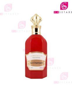 پرفیوم اکستریت زنانه و مردانه کورنیش دوق مدل Le Charmant حجم ۱۲۵ میل