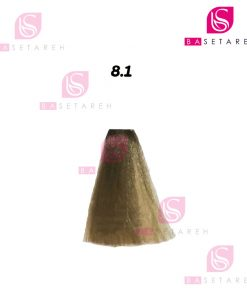 رنگ مو ویتااِل سری Ash Cenere شماره 8/1 بلوند خاکستری روشن