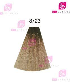 رنگ مو ویتااِل سری Beige شماره 8/23 طلایی سوسنی بلوند روشن