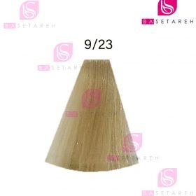 رنگ مو ویتااِل سری Beige شماره 9/23 طلایی سوسنی بلوند خیلی روشن