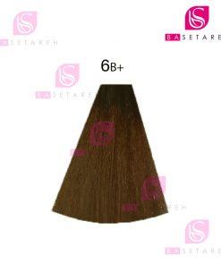 رنگ مو ویتااِل سری Biscuits شماره +6B بلوند بیسکوئیتی تیره