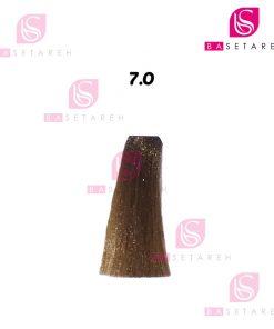 رنگ مو ویتااِل سری Natural شماره 7/0 رنگ بلوند