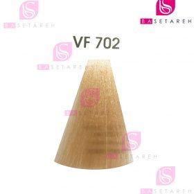 رنگ مو ویتااِل سری Special Series شماره VF 702 بژ مخملی