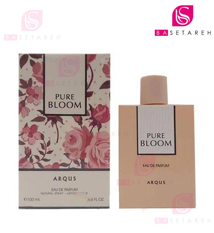 ادوپرفیوم زنانه آرکاس مدل Pure Bloom حجم ۱۰۰ میل