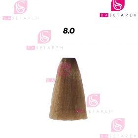 رنگ مو ویتااِل سری Natural شماره 8/0 رنگ بلوند روشن