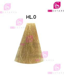 رنگ مو ویتااِل سری Super Lightener شماره HL.0 طبیعی فوقالعاده روشن