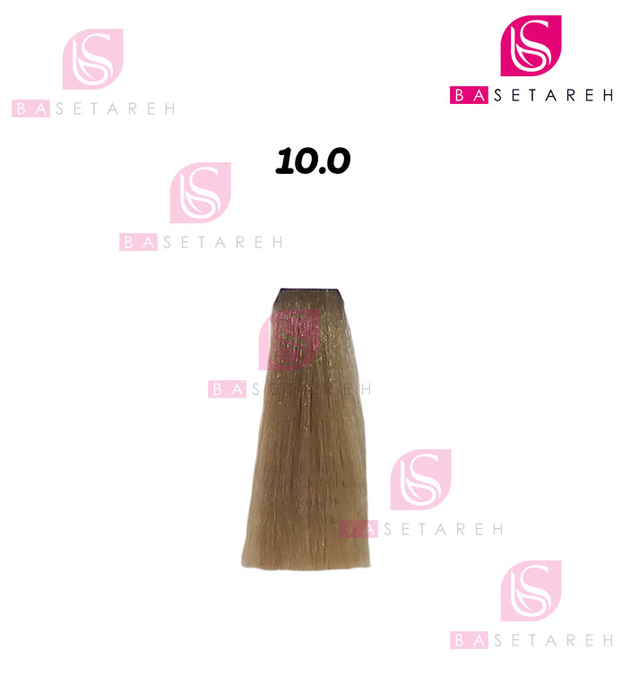 رنگ مو ویتااِل سری Natural شماره 10/0 رنگ بلوند پلاتینی