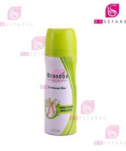 اسپری موبر براندوکس مناسب پوستهای معمولی