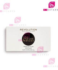 پالت صورت رولوشن | Revolution | مدل Patricia Bright