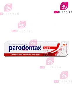 خمیر دندان پارودونتکس | مدل Classic | حجم 75 میل