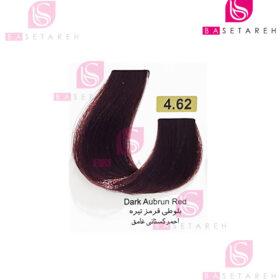 رنگ مو تاکوری سری بلوطی قرمز شماره 4.62 بلوطی قرمز تیره