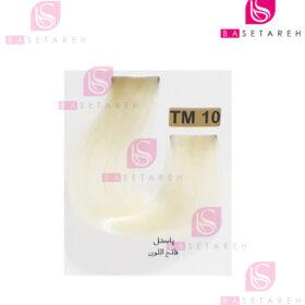 رنگ مو تاکوری سری رنگهای چند ترکیبی شماره TM10 پاستل