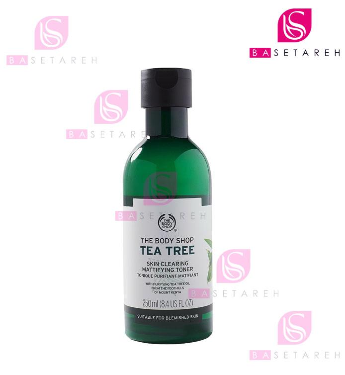 تونر درخت چای بادی شاپ