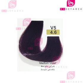 رنگ مو تاکوری سری شرابی شماره 4.6 شرابی متوسط
