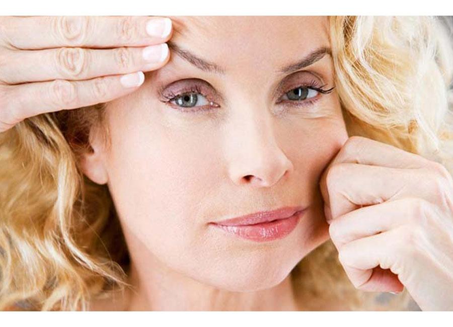 درمان شلی پوست صورت